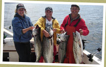 Ucluelet Fishing West Coast Activities at Wild Pacific Bed and Breakfast, Ucluelet, Canada