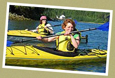 Ucluelet Kayaking West Coast Activities at Wild Pacific Bed and Breakfast, Ucluelet, Canada