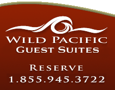 Return to the Wild Pacific B&B Home Page.
