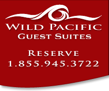 Wild Pacific Bed & Breakfast, Ucluelet, BC Home Page